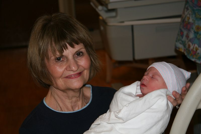 Grandma Peller and Christian