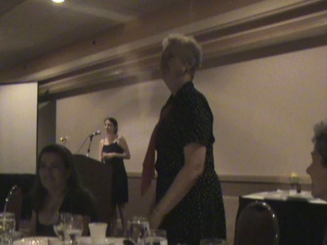 Banquet Intro for Aunt Sue