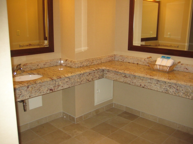 Board room bathroom