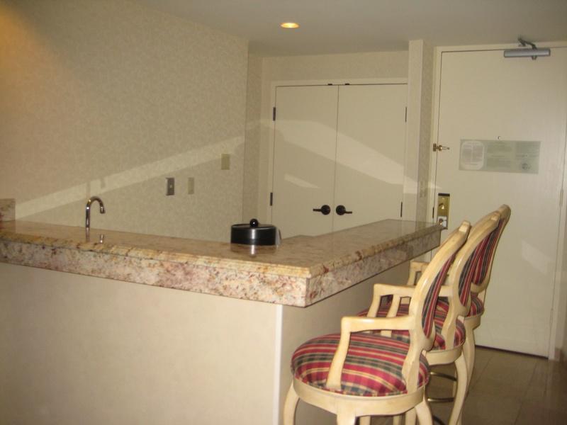 Main living area kitchen